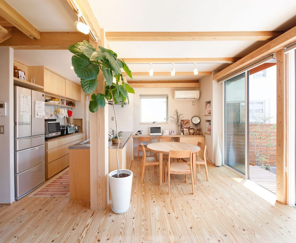 MOOK HOUSE 自然とつながる、開放的な住まい