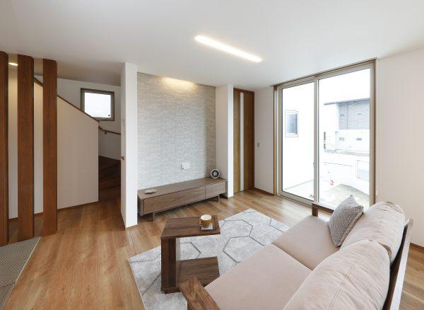 アイリスガーデン吉野モデルハウス 2階建 4LDK+玄関収納
