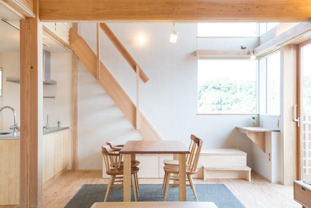 MOOK HOUSE のびやかな眺望を愉しむ住まい