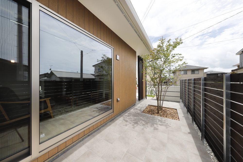 スマートヴィレッジ西餅田モデルハウス 平屋 3LDK+ロフト