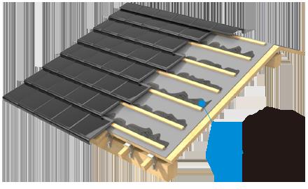 一般的な屋根