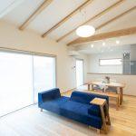 国分府中モデルハウス  平屋 3LDK+ユーティリティスペース