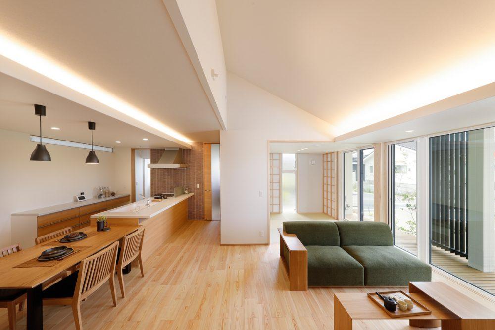 分譲モデルハウス(薩摩川内市・鹿児島市)